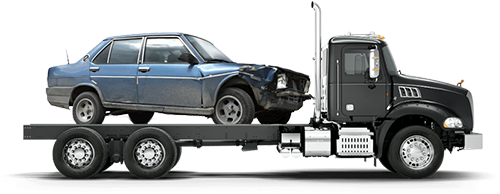 Scrap Car Removal Service Areas